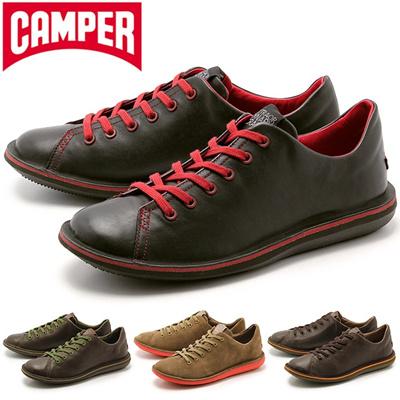 カンペール ビートル CAMPER BEETLE メンズ カジュアル シューズ レザー スニーカー 靴の画像