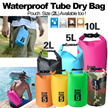 ♥WATERPROOF TUBE DRY BAG♥Protective/SG Seller Nature Hike Dry bag/Backpack/Boating/Swimming/Keep iphone Plus 6/6S Casing/Snorkeling Beach fishing sports gym Bike Camping xiaomi Singapore SG50