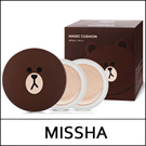 [MISSHA] (Line Friends Edition) M Magic Cushion Special Set 15g*3ea