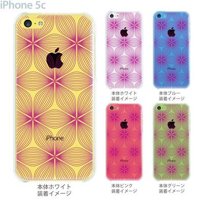 【iPhone5c】【iPhone5c ケース】【iPhone5c カバー】【ケース】【カバー】【スマホケース】【クリアケース】【チェック・ボーダー・ドット】 21-ip5c-ca0015の画像