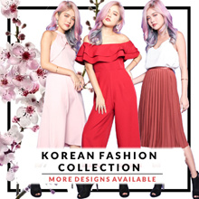 18/01/19 updates★Buy 3 Free Qxpress★NEW DESIGN!★Korean Fashion Series/★Womenswear★Kstyle★Dress/Top