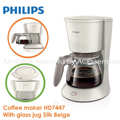 Philips Coffee Maker Flipkart : Qoo10 - Philips Daily Collection Coffee maker HD7447/00 /With glass jug /Silk ... : Home Electronics