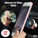 [2016 Newest Car Mount Holder] Quick Snap Car Mount Holder World Smallest Magnet Portable Car Mount* Neodymium Magnets and 3M™ VHB™ Adhesive *360 Rotate