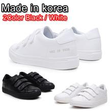 ◆韓国大人気◆2016年新商品の韓国大人気スニーカー25.0-28.0人気の靴 話題韓国のファッション スニーカー/ランニングシューズスポーツシューズ パンプス靴 k-pop Star シューズEXID アキクラシックスニーカー 靴