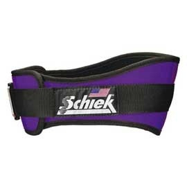Schiek(シーク) リフティングベルト 4004 XL パープル 【ウエイトトレーニング小物】の画像