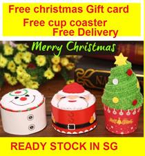 ❣XMAS GIFT IDEAS❣★Christmas Towels ★ Towel gift Set/ Santa / Snowman / Christmas Tree