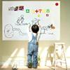 ★YOREBO★ Dry Erase Flexible Magnetic Nano Whiteboard Wall Sticker /kids sketchpad/Eduacational toys