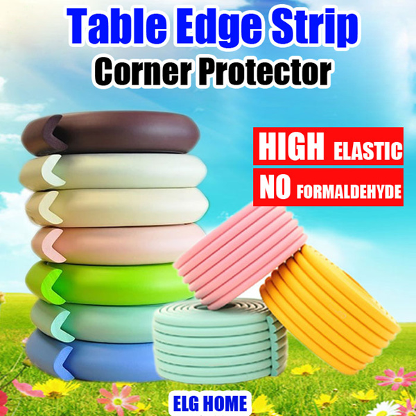 Baby Bumper Strip/Guard/Safety Corner Protector/Kid/Children/Multifunction/Toddler/Table Edge/Shape Deals for only S$3 instead of S$0