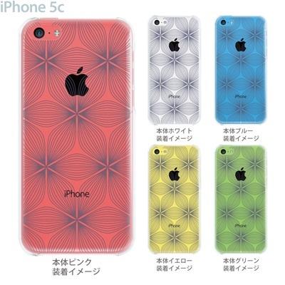 【iPhone5c】【iPhone5c ケース】【iPhone5c カバー】【ケース】【カバー】【スマホケース】【クリアケース】【チェック・ボーダー・ドット】 21-ip5c-ca0017の画像