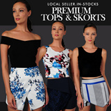 ★APRIL 2015 UPDATE ★PREMIUM TOPS AND BOTTOMS★ UK 6 to UK12★Local Seller ★ Instock ★   -- FREE LOCAL SHIPPING