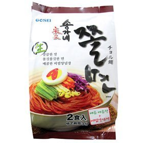 【韓国食品・韓国冷麺】■宋家チョル麺セット(2人前)■の画像