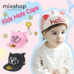 「mixshop.sg」 ★ Kids Hats Caps ★ Glasses / 500+ Designs