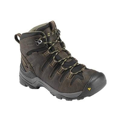 ◆即納◆キーン(KEEN) GYPSUM MID ジプサム ミッド メンズ BLACK OLIVE/CAPULET OLIVE 1007713 【靴 トレッキングシューズ 登山】【TRSH15】の画像