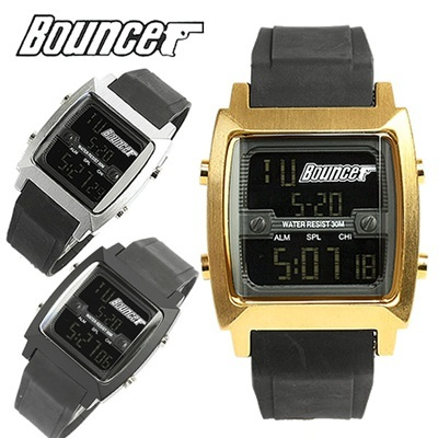 【BOXなし 訳あり格安特価】BOUNCER バウンサー 腕時計 スタンダード 腕時計 メンズウォッチ メンズ うでどけい 腕時計 MENSの画像
