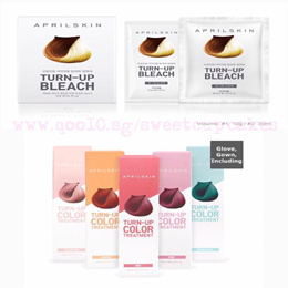 *Ready Stock In SG* April Skin Turn Up Color And April Skin Turn Up Bleach