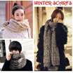 Men and Women Stylish Winter Scarfs/ Wollen Scarves/Couple Scarfs/Latest Trendy Shawls/Warm and Light.