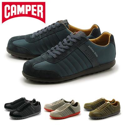 カンペール ペロータス XL CAMPER PELOTAS XL メンズ カジュアル シューズ レザー スニーカー 靴の画像