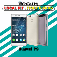 [CHEAPEST]Huawei P9 32GB LTE [Smart Phone][Not Samsung/Apple iPhone][Value for Money][LOCAL SET WITH 2 YEARS WARRANTY]