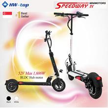 ★LTA compliance ready ★Futecher ★ Speedway/Speedwheel Electric Scooter Foldable Model