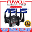 ASUS RT-AC5300 Wireless AC5300 Tri-Band Gigabit Router AiProtection w Trend Micro Complete Network Security  / RT-AC88U Wireless AC3100 Dual-Band Gigabit Router.3 Yr Warranty