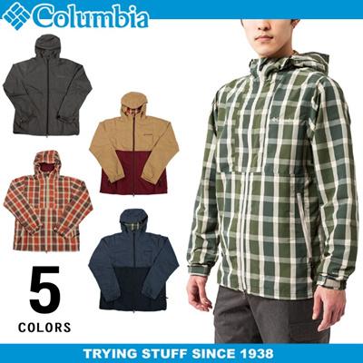 コロンビア COLUMBIA ヘイゼン ジャケット PM3613 メンズの画像