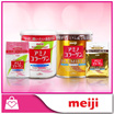 [BUNDLE OF 3] FREE SHIPPING!!! Meiji Amino Collagen and Collagen Premium 200g / 214g x 3QTY