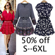 S-6XL 2015 Fashion UK Korean Style Super Plus Size Dresses Tops Shirts Blouses Pant