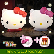 [Hello Kitty] christmas best gift LED Touch Lighting★3 design hello kitty christmas party★ lighting /lamp/christmas gift/Baby Feeding Lamp