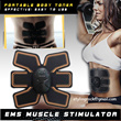 EMS MUSCLE STIMULATOR * ABS TRAINER * TRAINING * SLIMMING * MASSAGE * GYM * FITNESS