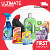[RB] 【NEW!】The ULTIMATE TOILET Bundle! 【Be clean with Dettol + Harpic + Airwick!】Fresh Clean  Toilet