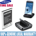 [ePlaza]SAMSUNG Original Genuine Authentic Battery/Extra Battery Kit/Charger Stand Galaxy S2/S3 Mini/S4 Mini/S5/Note1/Note2/Note3/Mega6.3/Mega5.8/Ace1 2 3/Duos/Galaxy W