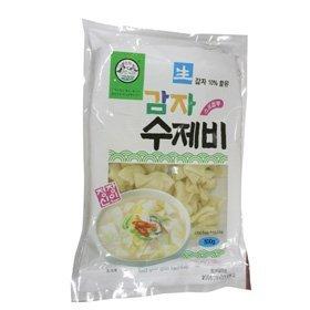 【韓国食品・韓国冷麺】■ジャガイモすいとん 500g■の画像