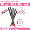[Pharos] ★ETUDE HOUSE★ Play 101 Pencil (1~70)/New!! Summer limited edition(61~70)/amorepacific/Multi Pencil / Only 1 Shipping Charge