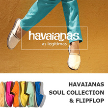 [Havaianas] Flat price 12 Type Sneakers shoes collection / Qprime
