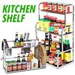 ◆Local Fast shipping◆STANDING KITCHEN SHELF◆ christmas/seasoning storage/kitchenware organizer/ kitchen rack/Singapore/ multipurpose rack/