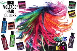 Manic Panic Classic/Amplified - Semi Permanent Hair Dyes Cream Tones