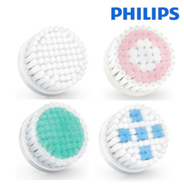 [Philips] VisaPure Facial Cleansing Only Brush / daily skin care / skin cleanm soft and radiant