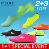 ★Qoo10 3+2 Special★  GO OUT AQUA SHOES / skin shoes / water shoes / shoes/Running Shoes/Aqua Sock