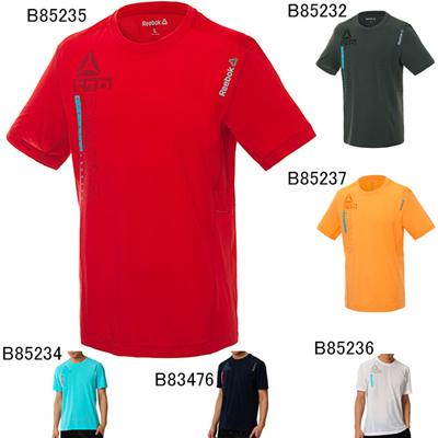リーボック (Reebok) ワンシリーズ グラフィック ショートスリーブTシャツ BM594 [分類:Tシャツ (メンズ・ユニセックス)]の画像