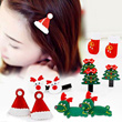 【YOUTING】[Christmas gift]【RESTOCK】 Best price High quality Fashion Accessories Hair Accessories clip hoop hairbands headband hair band rubber band earrings  Christmas gift