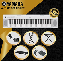 [Top Seller] Yamaha NP-12 61 Piano Style Keys Yamaha Piano Keyboard Music Keyboard