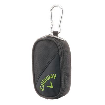 キャロウェイ (Callaway) Active Tee Case 15JM(アクティブティーケース)グリーン×ブラック 5915250 [分類:ゴルフ ティー・その他]の画像
