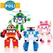 ★IMP HOUSE★[Kids Toy][ROBOCAR POLI] ROBOCAR POLI ★ Transformer toy Poli Heli Roy Amber ★ Korea popular cartoon ★ Newly launch hot selling