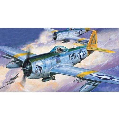 【クリックで詳細表示】[Academy] アカデミー プラモデル 1/48 P-47N Special Expected Goose (#12281)/ 送料無料
