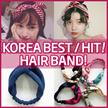 ★Korea Hit!★Fashion hair band / Fashion Accessories / Accessorie / Headband / clip / Rubber ban