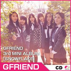 【1次予約】GFRIEND 3rd MINI ALBUM [SNOWFLAKE]★ガールフレンド 3集 ミニアルバム【発売1.26】【発送2月中旬】【韓国音楽】【K-POP】【CD】