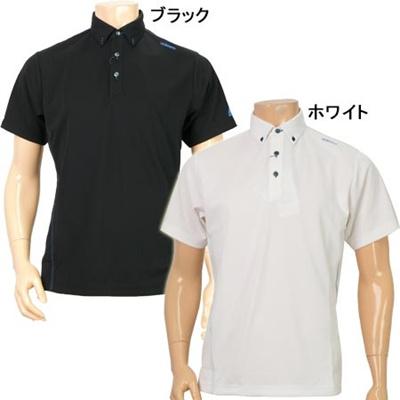 ◆即納◆アディダス(adidas) JP adizero S/S B.D ポロシャツ XW499 【メンズ ゴルフ ウェア 春夏 14】の画像