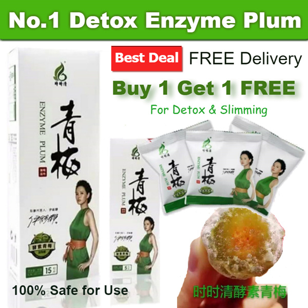 No.1 Enzyme Plum for Detox Deals for only S$59 instead of S$0