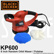 Black and Decker Car Waxing Polisher KP600  ***Free Shipping***