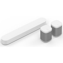 Sonos Multi Room Set - Beam + 2 Play:1